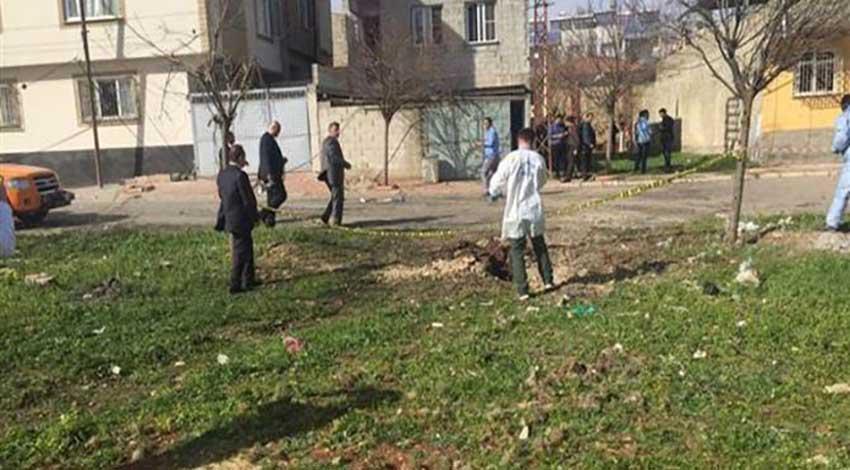 DAEŞ Kilis'e saldırdı