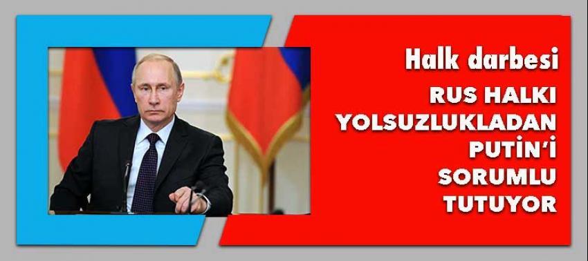 Putin'e Rus darbesi!
