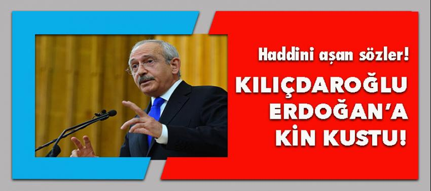 Kılıçdaroğlu'ndan Erdoğan'a küstah cevap
