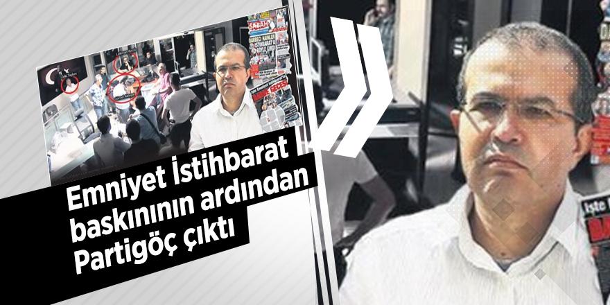 Emniyet İstihbarat baskınının ardından Partigöç çıktı