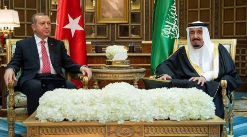 Suudi Kralı Selman Türkiye'ye geliyor!