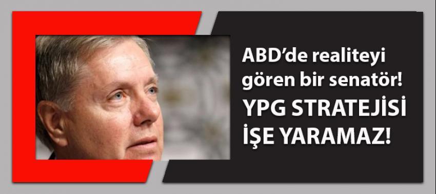 ABD'li senatörden şaşırtan YPG açıklaması