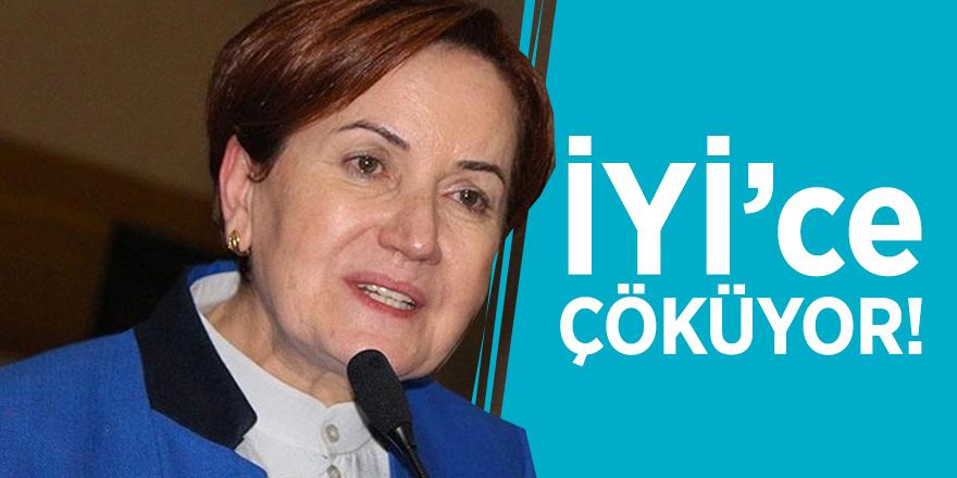İYİ Parti Yalova Teşkilatı'nda toplu istifa!