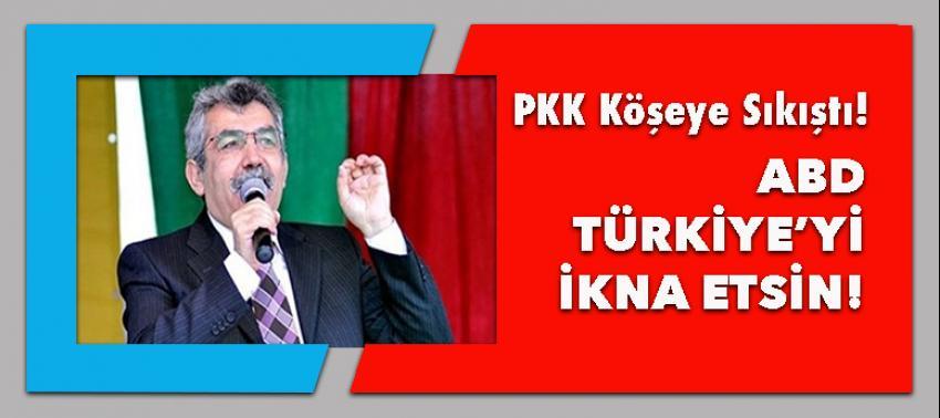 Köşeye sıkışan PKK'nın taktiği bakın ne oldu!