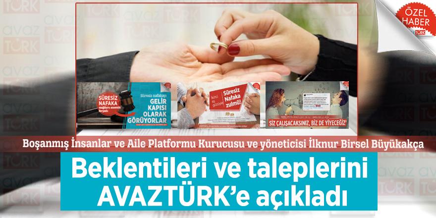 BİA Platformu Kurucusu Büyükakça beklentileri ve taleplerini AVAZTÜRK'e açıkladı