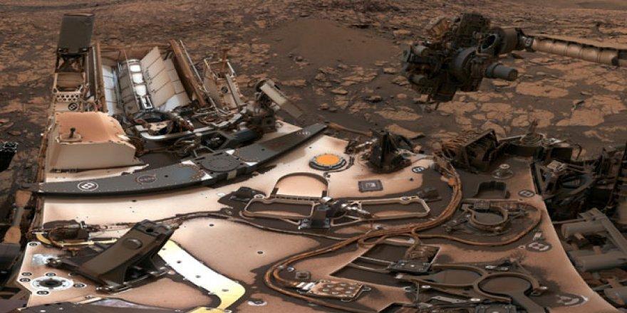 Mars'tan veri kesildi