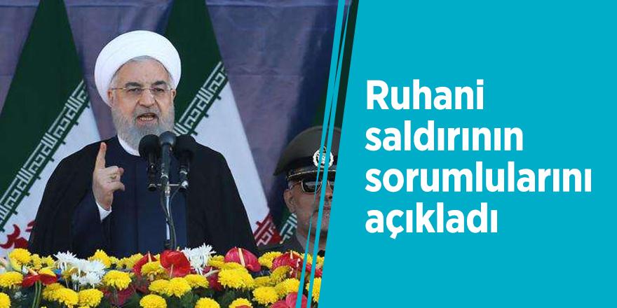 Ruhani saldırının sorumlularını açıkladı