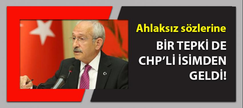 Kılıçdaroğlu'na CHP'li isimden de sert tepki!