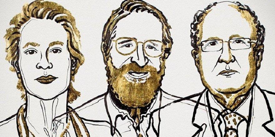 Nobel Kimya Ödülü'nü kazananlar belli oldu