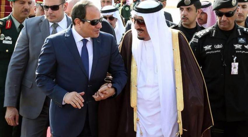 Kral Selman Mısır'da: Sisi ile büyük projede anlaştı!