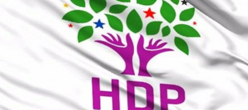 HDP binasına ani operasyon!