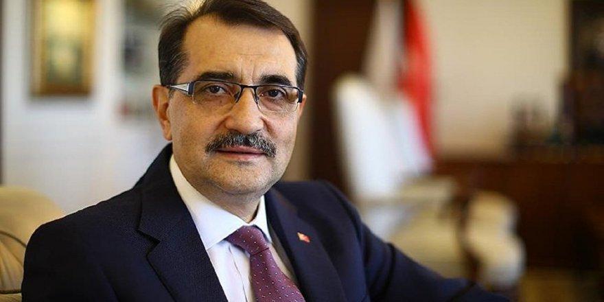 Enerji Bakanı Dönmez tarih verdi: İlk sondaj...