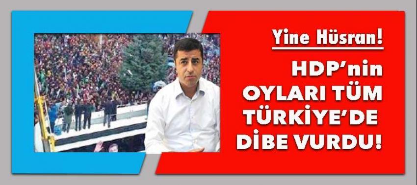 HDP kendi kalesine gol attı!