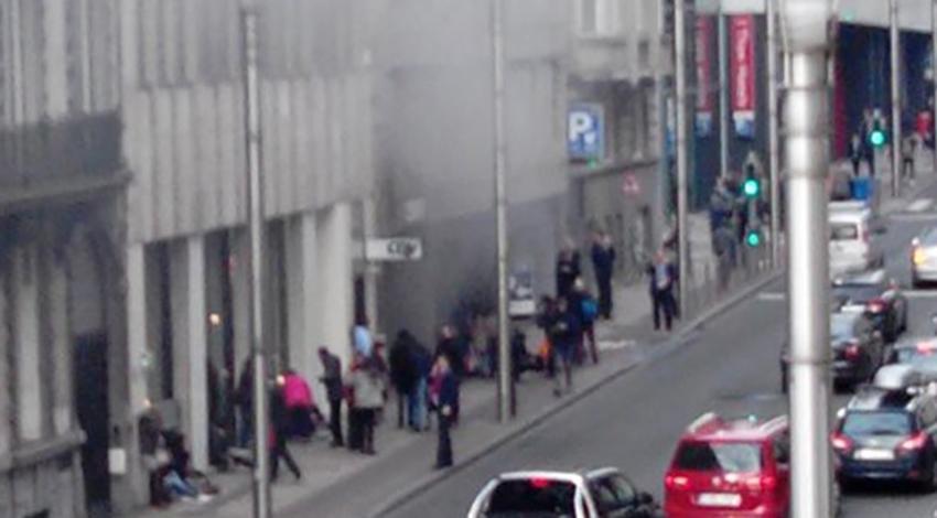 Brüksel saldırılarında yeni gelişme!