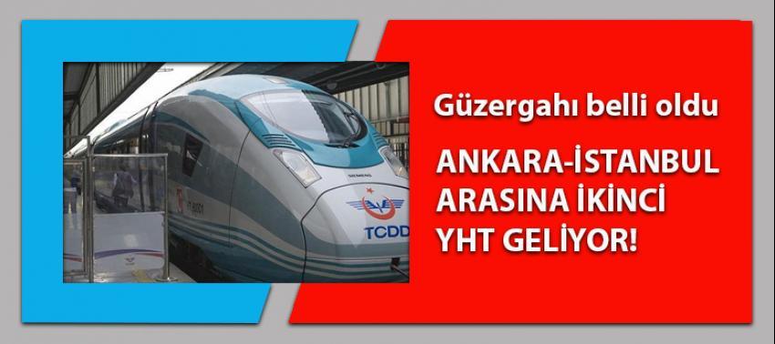 Güzergahı bile belli oldu: Ankara-İstanbul arasına 2. YHT!