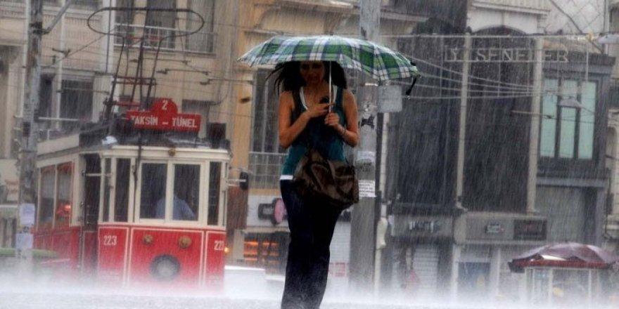 Meteoroloji duyurdu! Sağanak yağmur yurdu etkisi altına alacak!