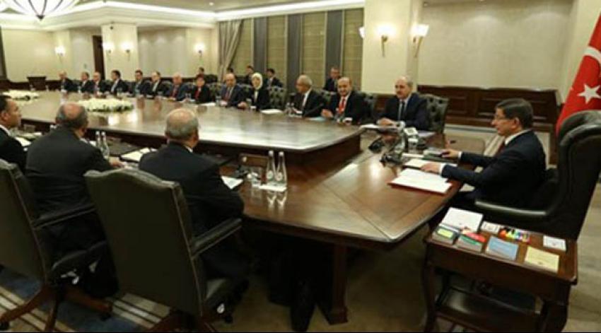 Bakanlar Kurulu Şanlıurfa'da toplanacak