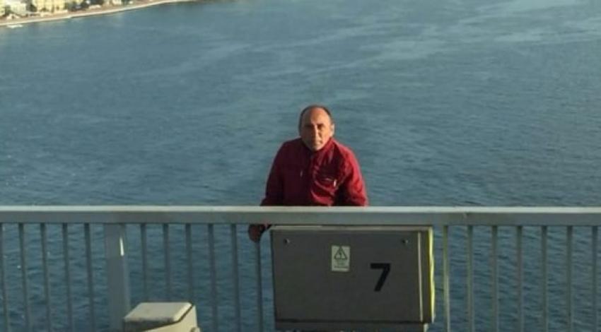 Köprü'de intihar girişimi!