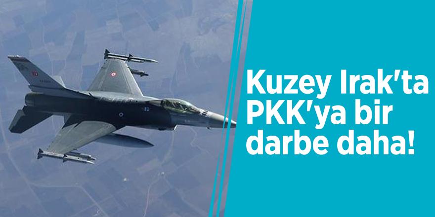 Kuzey Irak'ta PKK'ya bir darbe daha!
