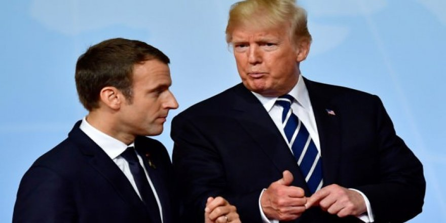 Fransa'dan Trump'a şok tepki!