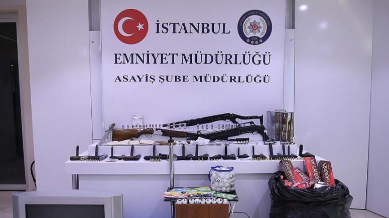 'Yeditepe Huzur' operasyonunda 192 gözaltı