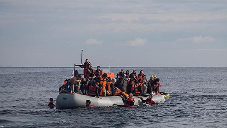 Göçmen Faciası! Çanakkale'de 5'i çocuk 10 ölü