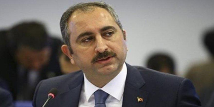Bakan Abdülhamit Gül'den Danıştay'ın başörtüsü kararı açıklaması