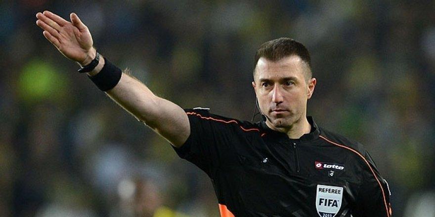 MHK cezalandırdı! UEFA görev verdi