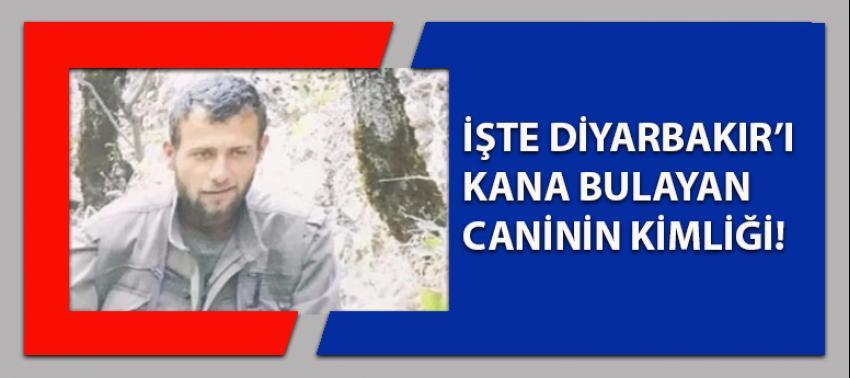 Diyarbakır'ı kana bulayan caninin kimliği belli oldu!