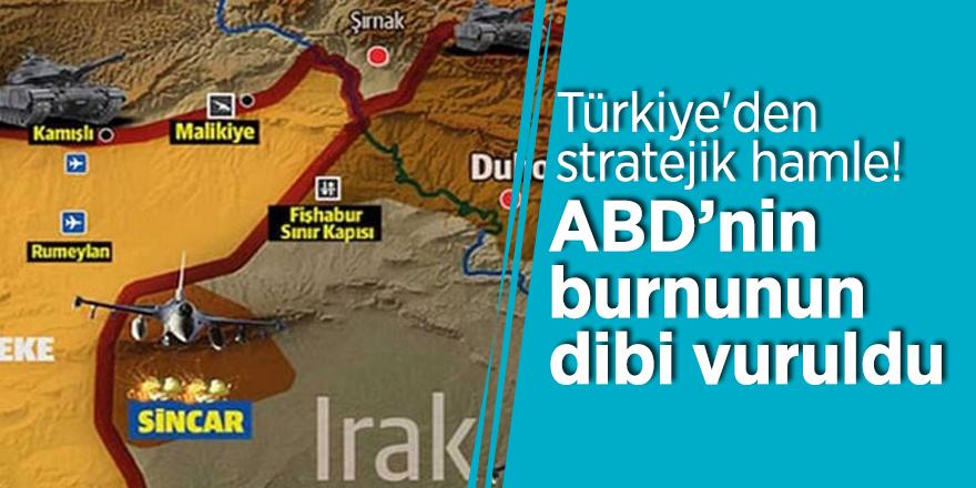 Türkiye'den stratejik hamle! ABD'nin burnunun dibi vuruldu