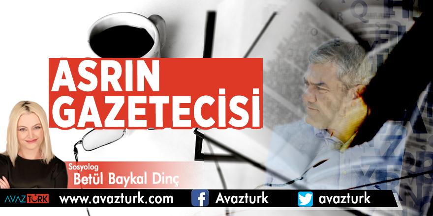 ASRIN GAZETECİSİ