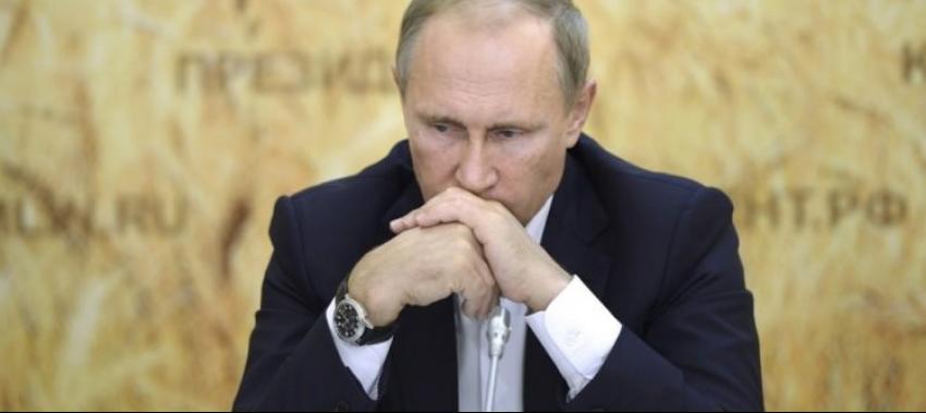 Putin iyice darboğaza girdi: Bir kara haber daha!