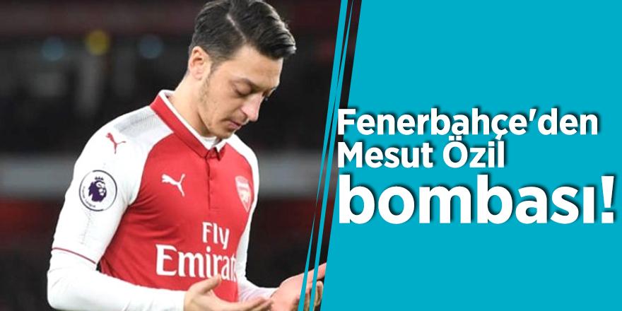 Fenerbahçe'den Mesut Özil bombası! Sarı-Lacivertli yönetim harekete geçti