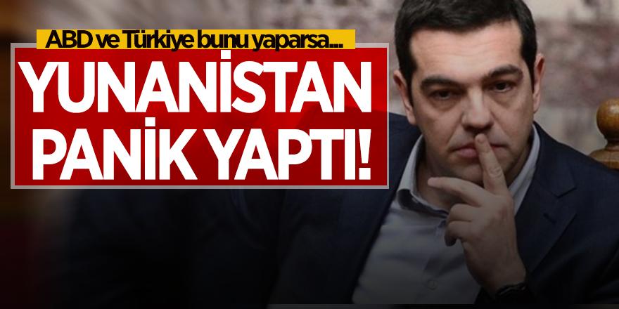 ABD ve Türkiye bunu yaparsa... Yunanistan panik yaptı!