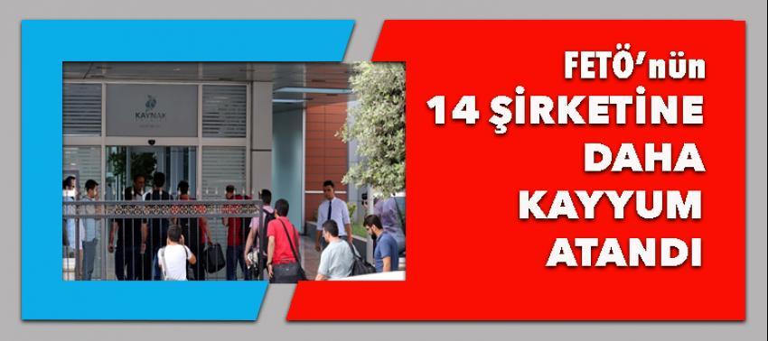 Kaynak Holding'de 14 şirkete daha kayyum!