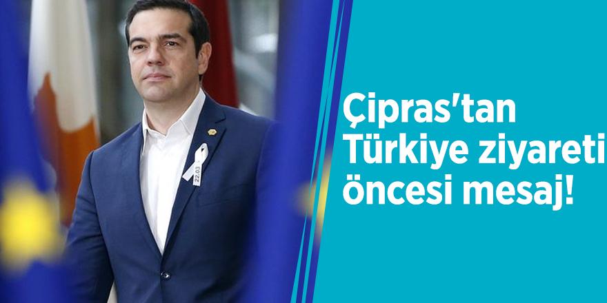 Çipras'tan Türkiye ziyareti öncesi mesaj!