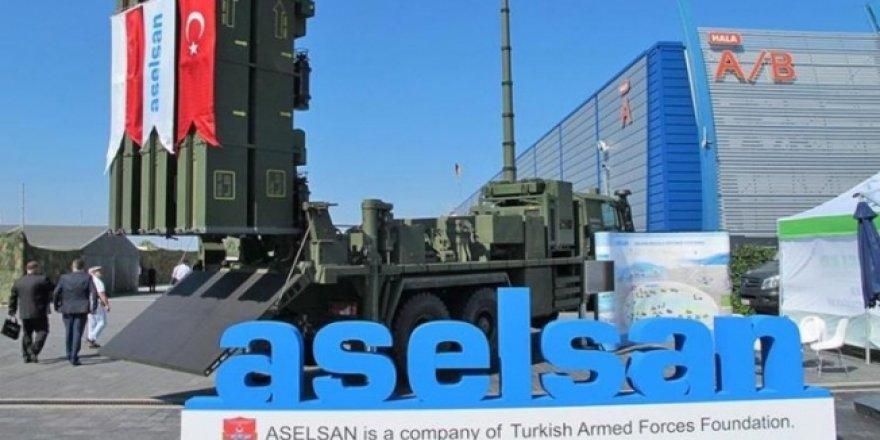 ASELSAN'dan 110 milyon TL'lik sözleşme!