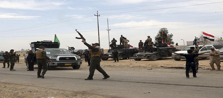 Sur'da şiddetli çatışma: 13 yaralı