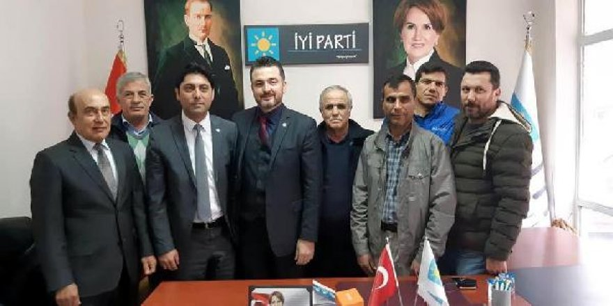 MHP'de flaş istifa! İYİ Parti'ye geçti