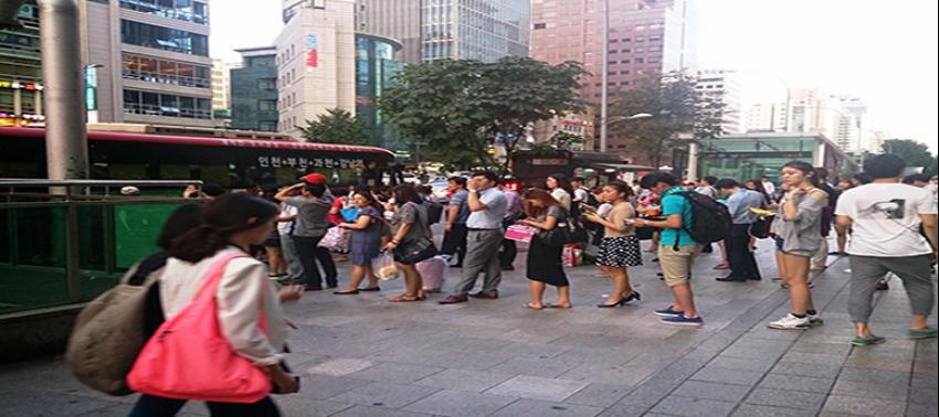 13 Kuzey Kore vatandaşı Güney Kore'ye sığındı
