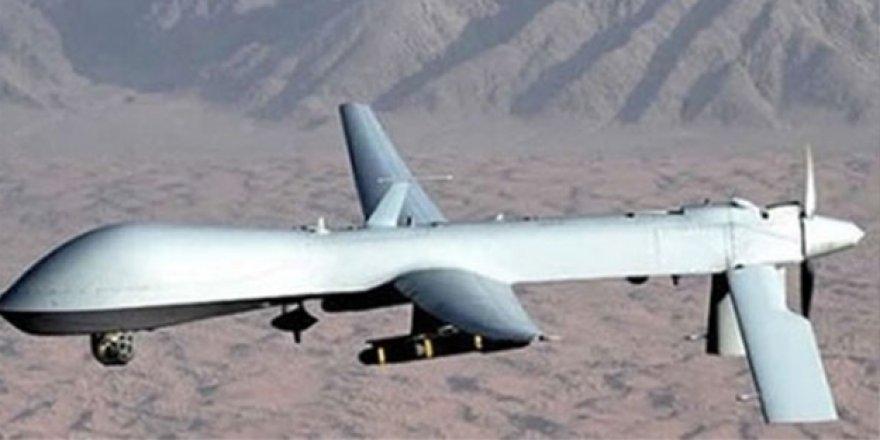 ABD'ye ait İHA Afganistan'da düştü