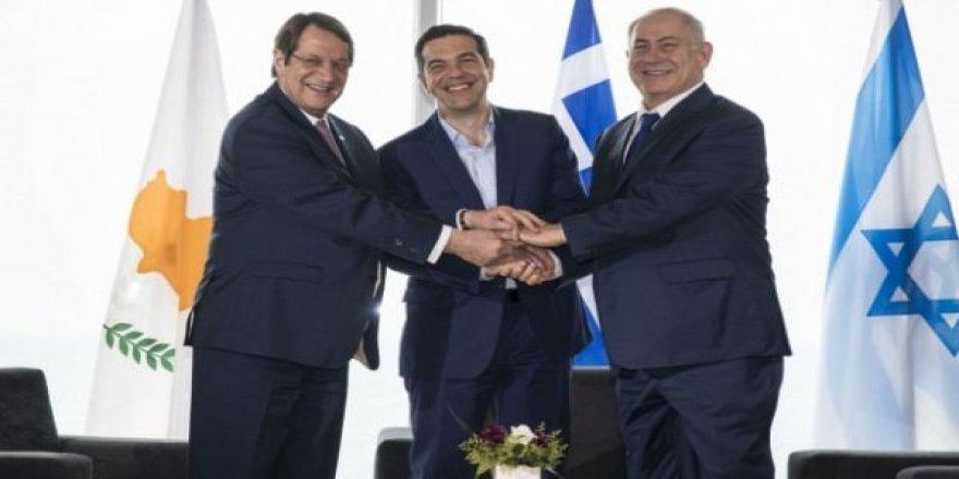 Yunanistan, Güney Kıbrıs, İsrail ve ABD zirve yapacak