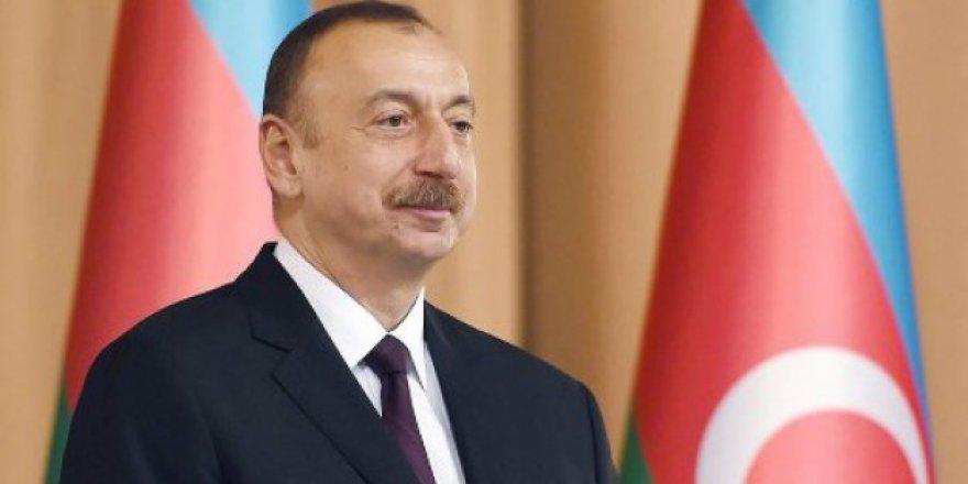 İlham Aliyev: Azerbaycan yenileniyor, güçleniyor ve modernleşiyor