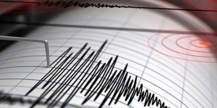 Denizli'de 4.1 şiddetinde bir artçı deprem daha!