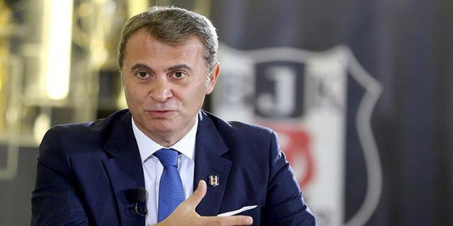 Fikret Orman açıkladı! Beşiktaş 'FEDA' diyecek