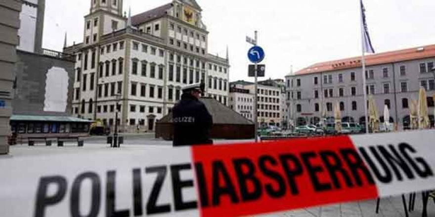 Almanya'da alarm verildi! Bomba ihbarları veriliyor