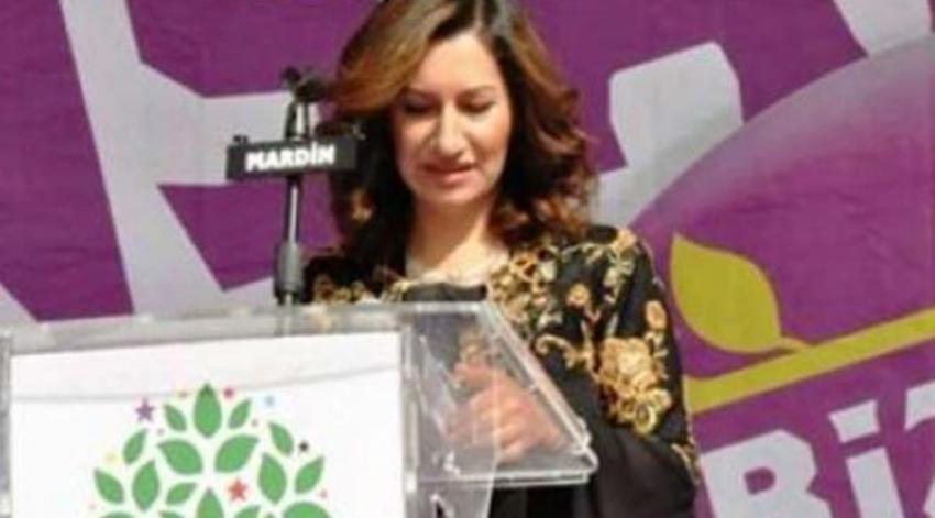 Terör yandaşı HDP İl  Başkanı Aysel Erol tutuklandı