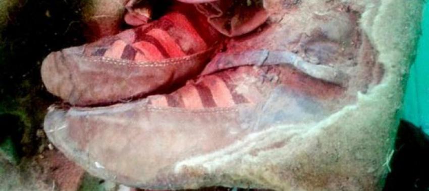 1500 yıl yaşında Türk mumya bulundu!