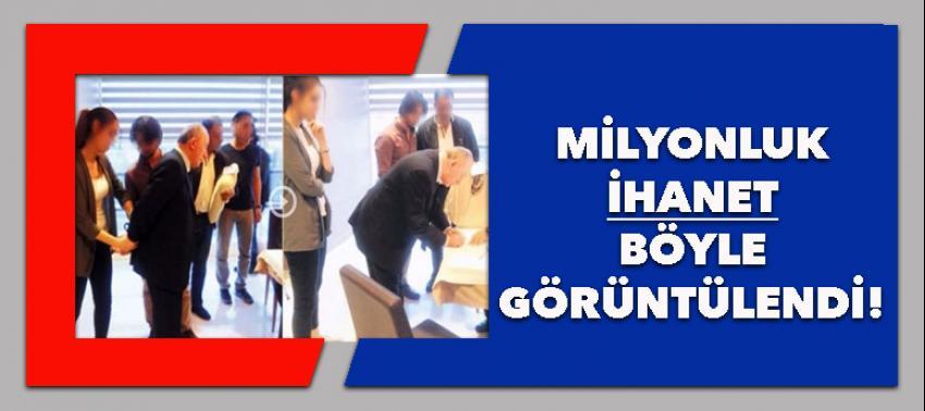 Mustafa Tanrıverdi'nin kelepçelendiği an!