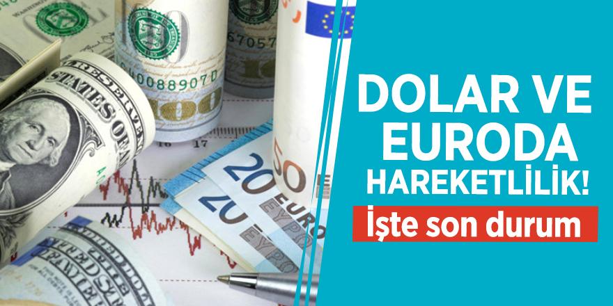 Dolar ve euroda hareketlilik! İşte son durum